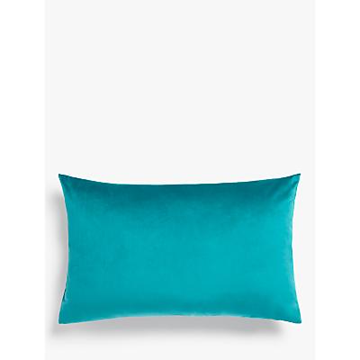 John Lewis & Partners Velvet Cushion