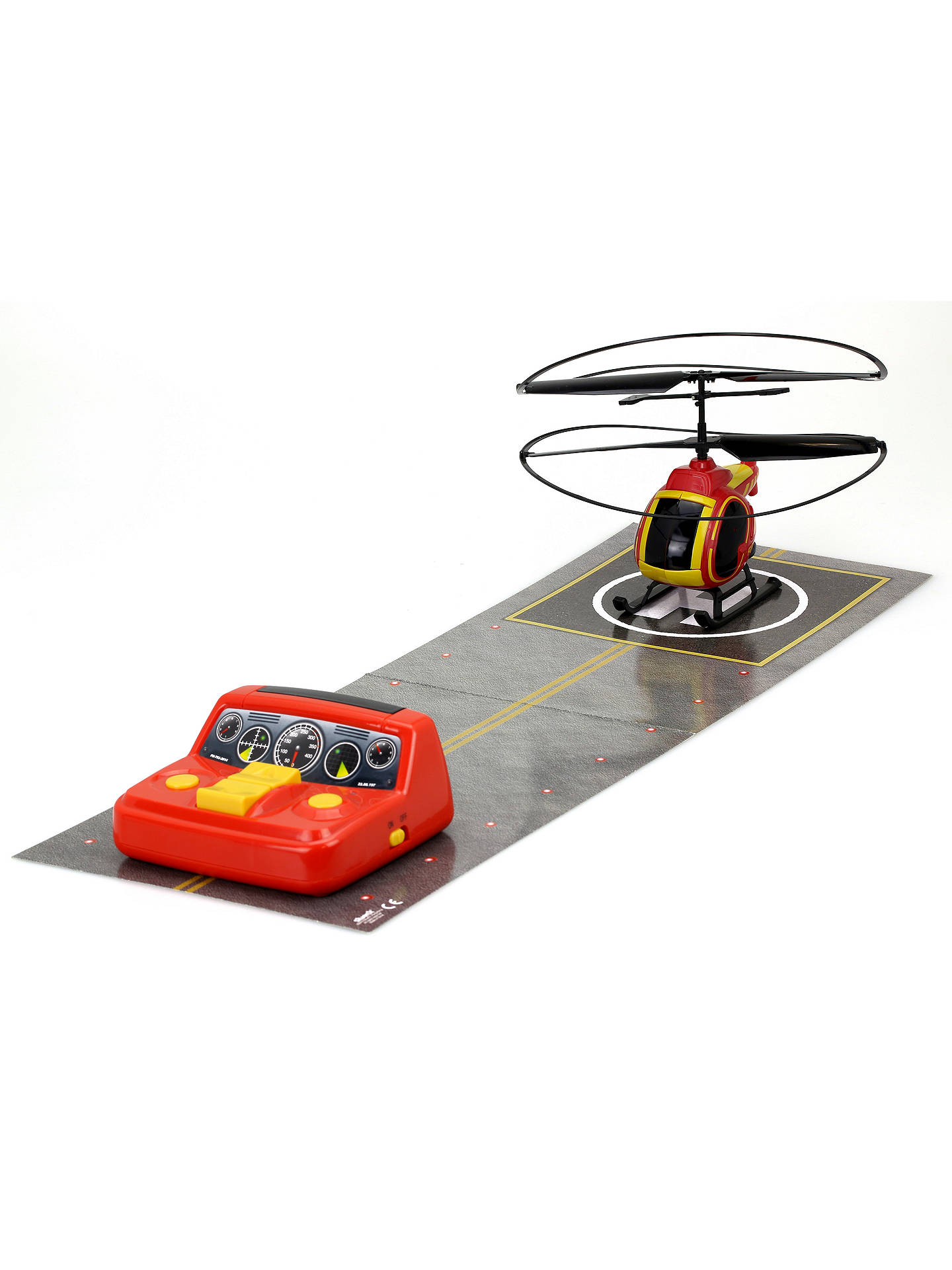 Buy Silverlit My First Remote Control Helicopter Online at johnlewis.com