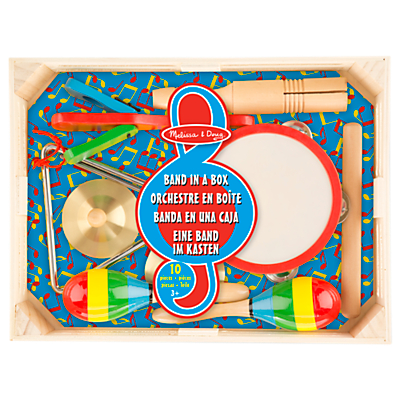 Image of Melissa & Doug Band in a Box