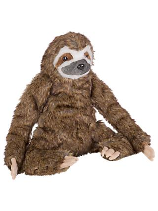 Melissa & Doug Sloth Plush Soft Toy