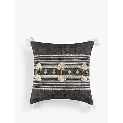 John Lewis & Partners Mora Stripe Cushion