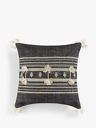 John Lewis & Partners Mora Stripe Cushion
