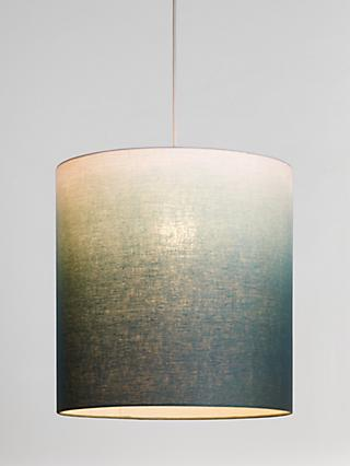 Design Project by John Lewis No.172 Ombre Ceiling Light, Lichen