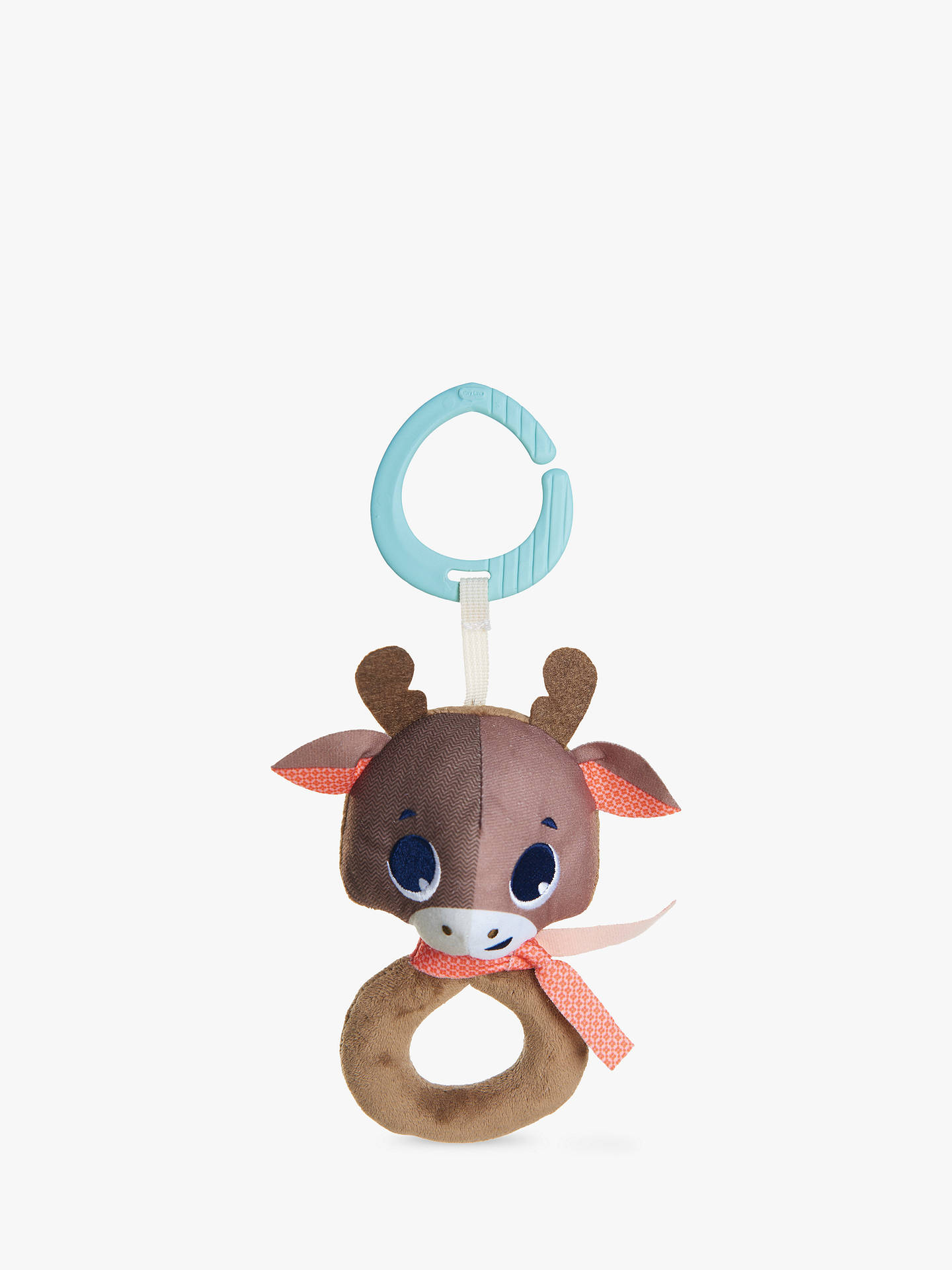 Buy Tiny Love Alex The Reindeer Rattle Teether Online at johnlewis.com