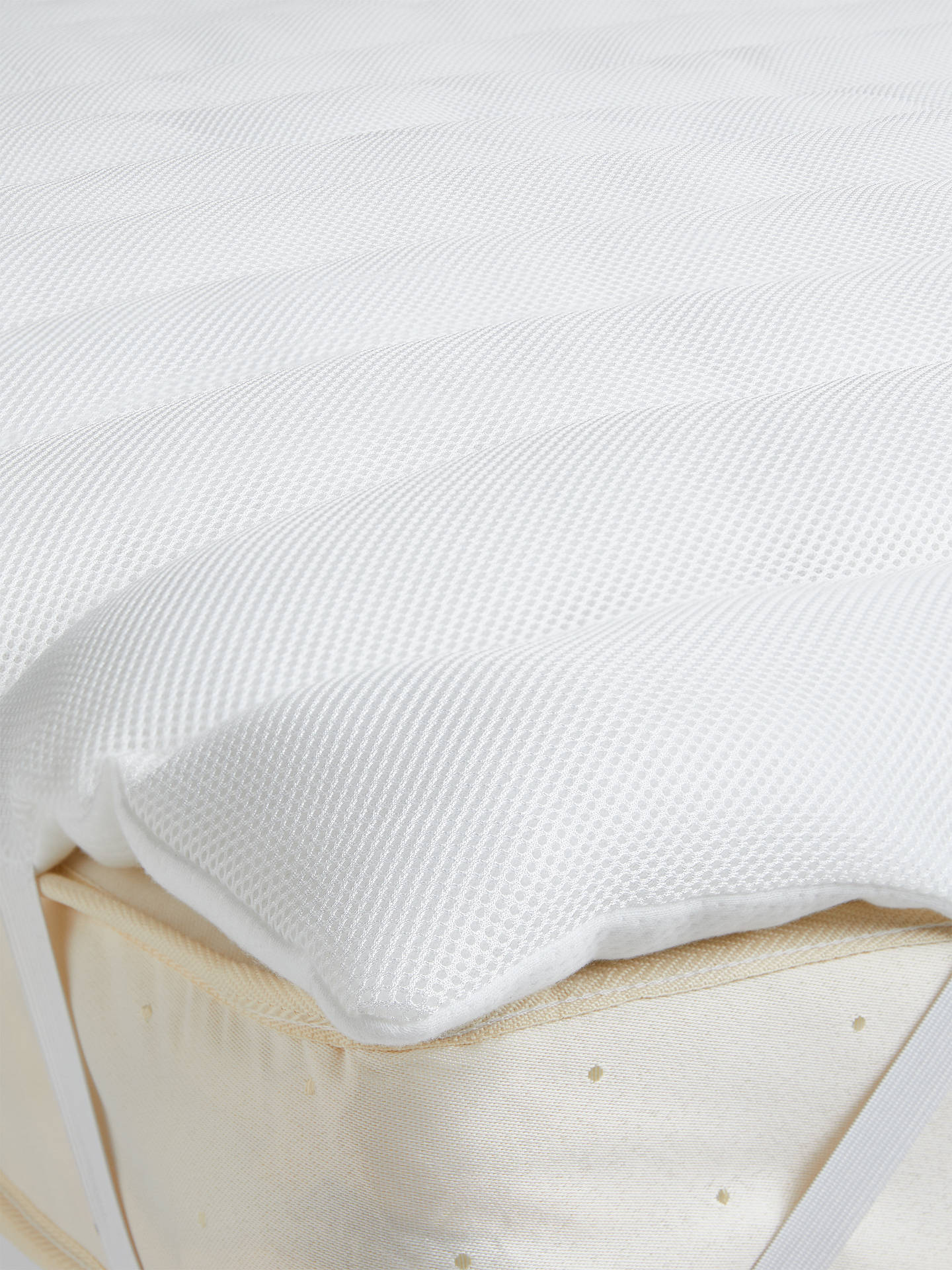 John Lewis Partners Synthetic Sofa Bed Mattress Topper Online At Johnlewis