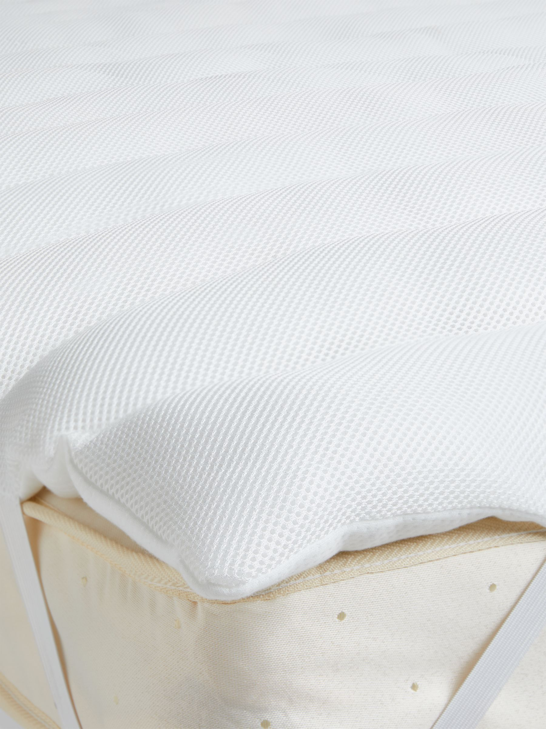 John Lewis & Partners Synthetic Sofa Bed Mattress Topper