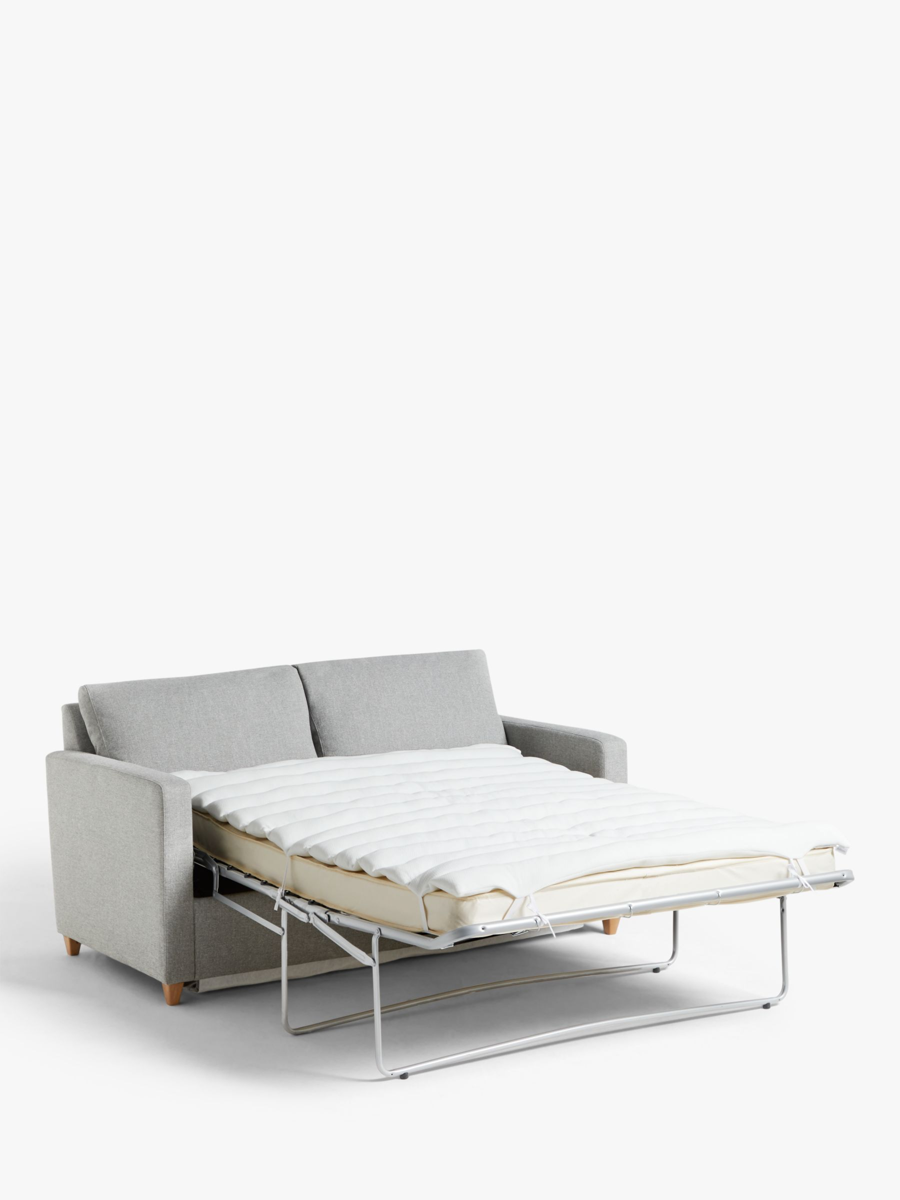 John Lewis Partners Synthetic Sofa Bed Mattress Topper At John Lewis Partners