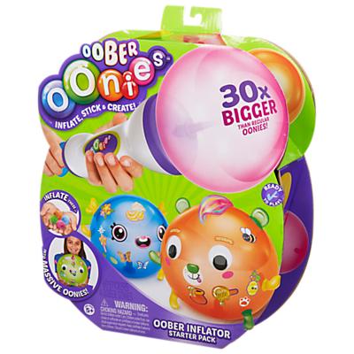 Oonies Oober Inflator Starter Pack