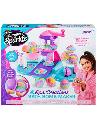 Cra-Z-Art Spa Creations Bath Bomb Maker