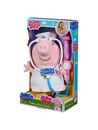 Peppa Pig Talking Nurse Peppa