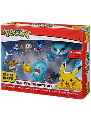 Pokémon Battle Figure Multi Pack