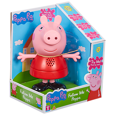 Peppa Pig Follow Me Peppa