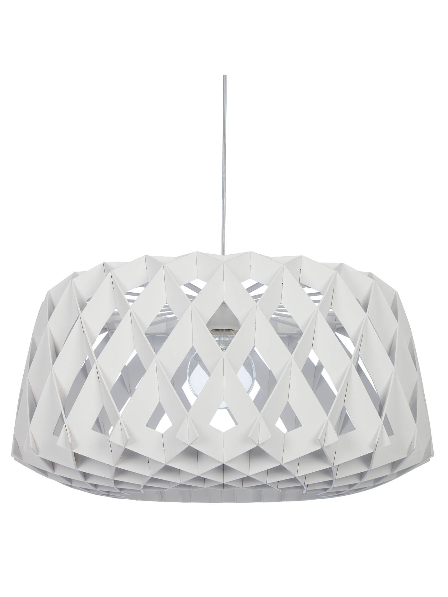 Showroom Finland Pilke Ceiling Light 60cm At John Lewis