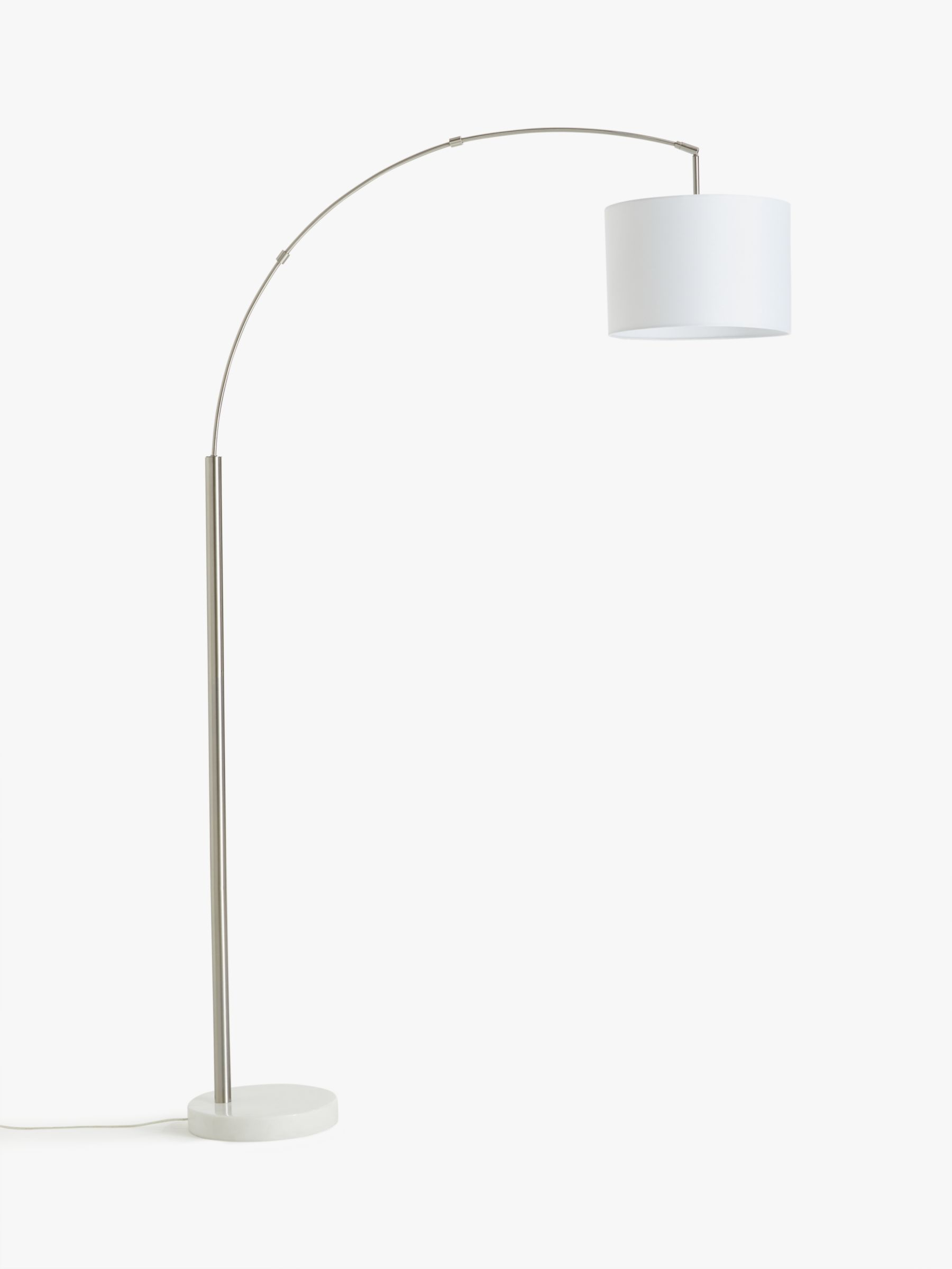 Image of: House By John Lewis Angus Arched Floor Lamp At John Lewis Partners