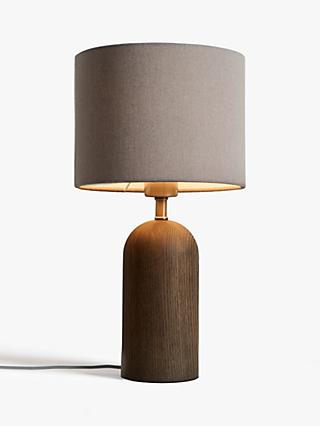 Grey Lamps Desk Table Lamps John Lewis Partners