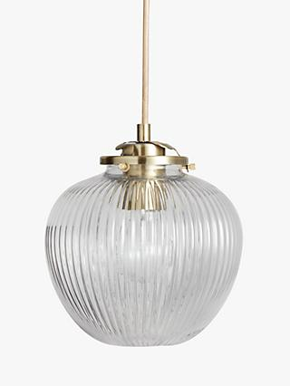 Design Project By John Lewis No  Small Glass Table Lamp