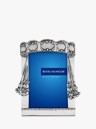 Royal Selangor Carousel Pewter Photo Frame