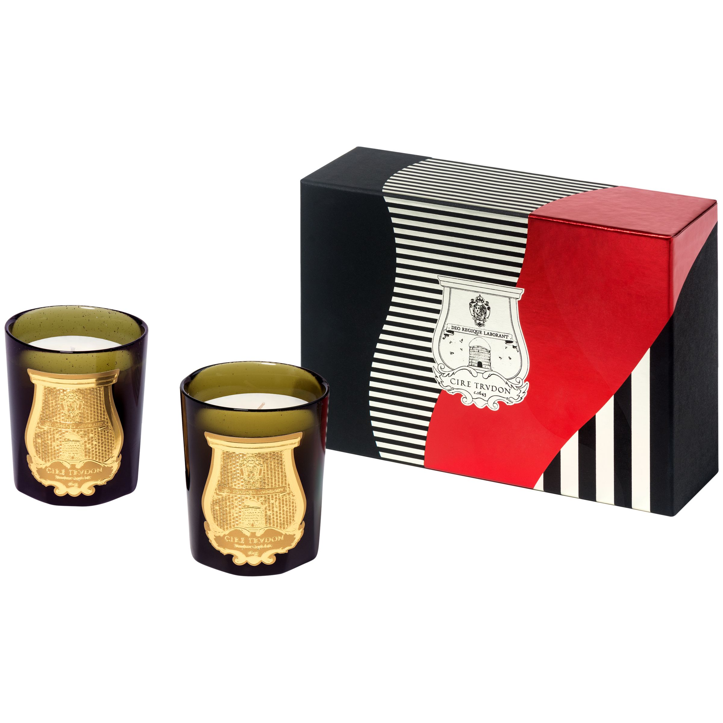Cire Trudon Cire Trudon Duo Odeurs Revolutionaries Scented Candle, 375g