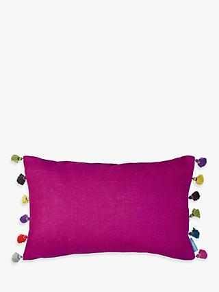 bluebellgray Elie Tassel Cushion