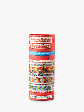 Buttonbag Friendship Bracelet Kit