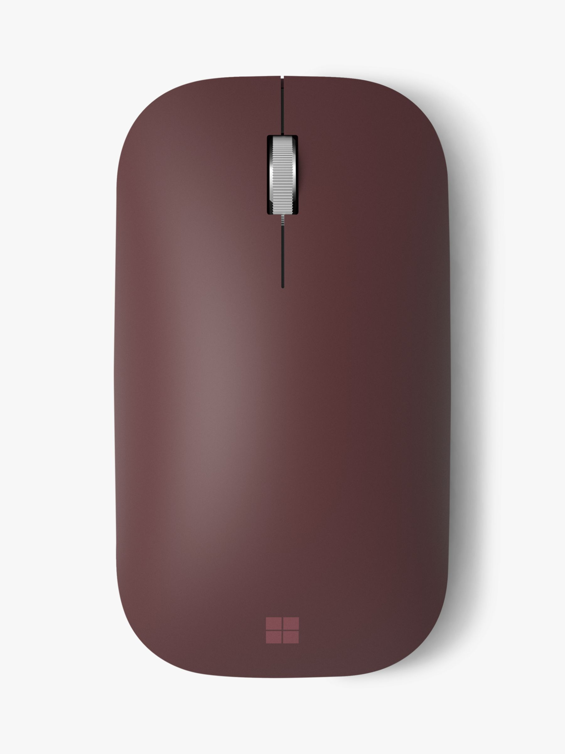 50b1dbc5fd9 Microsoft Surface Go Mobile Bluetooth Wireless Mouse at John Lewis &  Partners