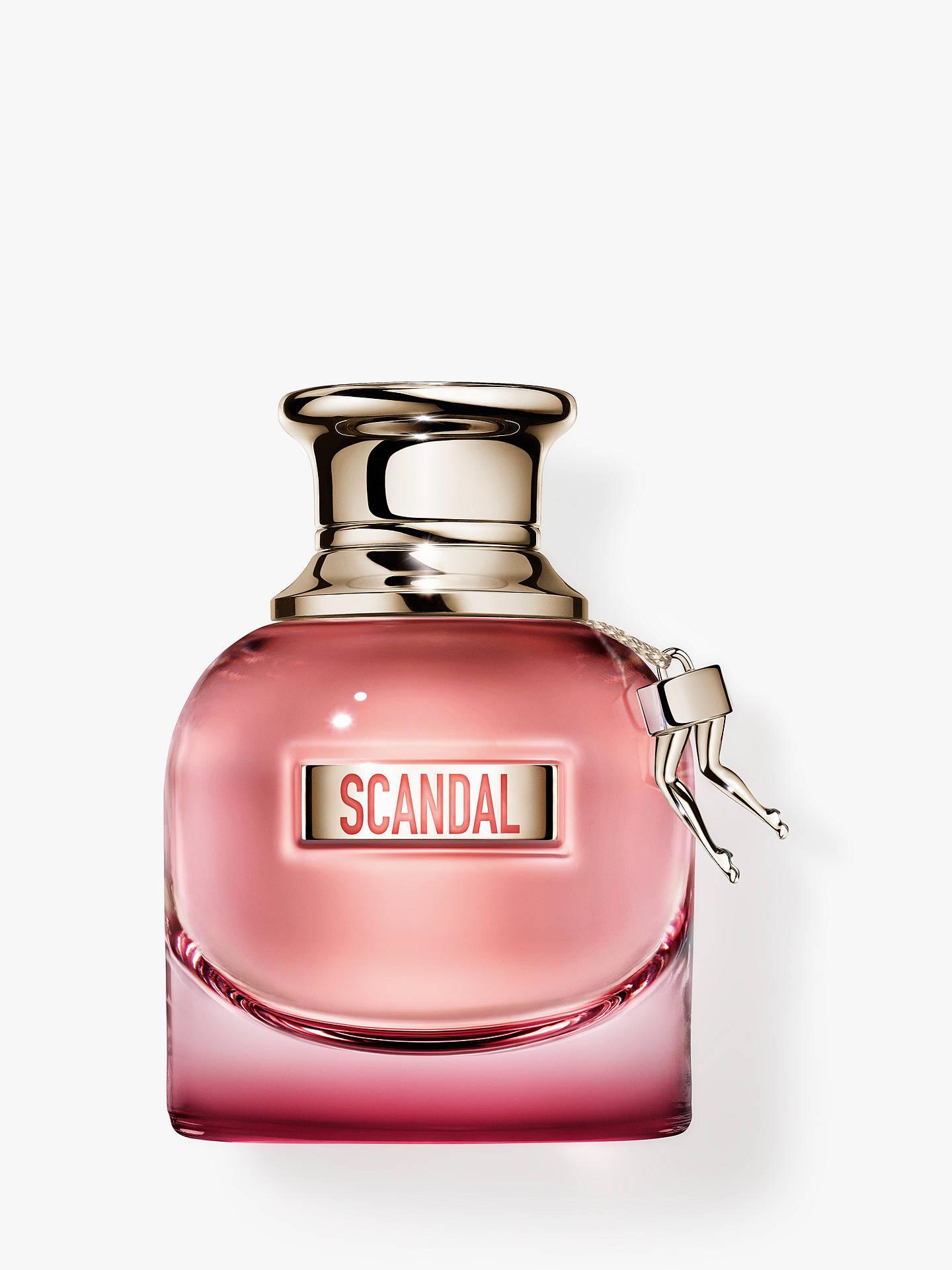 55c3b9d366b Jean Paul Gaultier Scandal By Night Eau de Parfum at John Lewis ...
