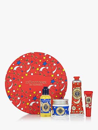 L'Occitane Dazzling Shea Collection Body Care Gift Set