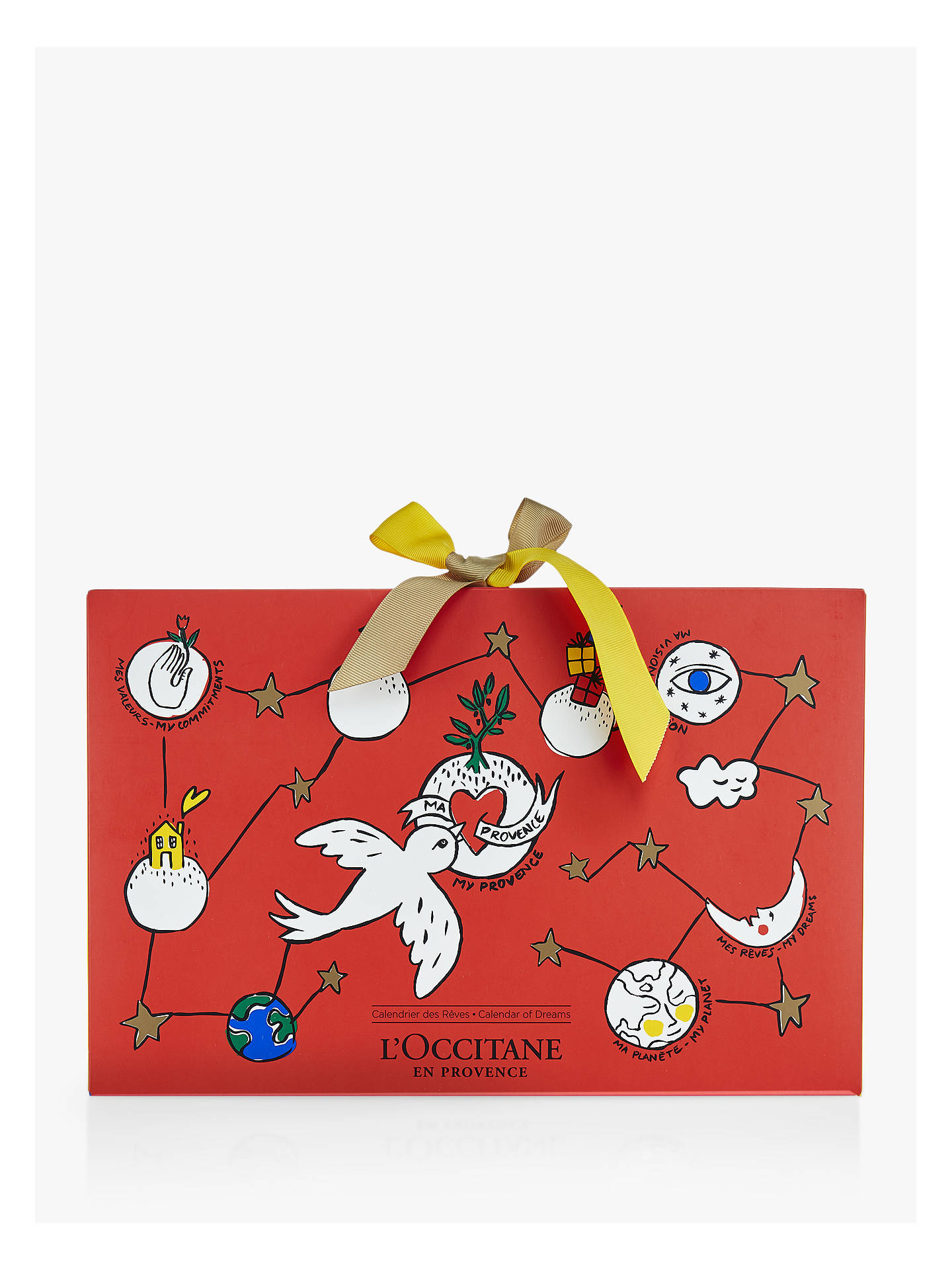 Buy L'Occitane Advent Calendar Online at johnlewis.com
