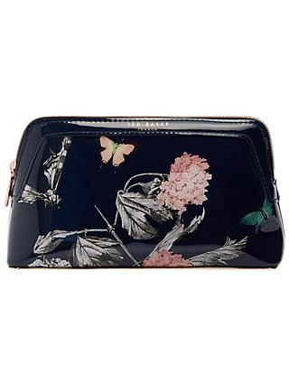 Ted Baker Nylon Wash Bag, Floral