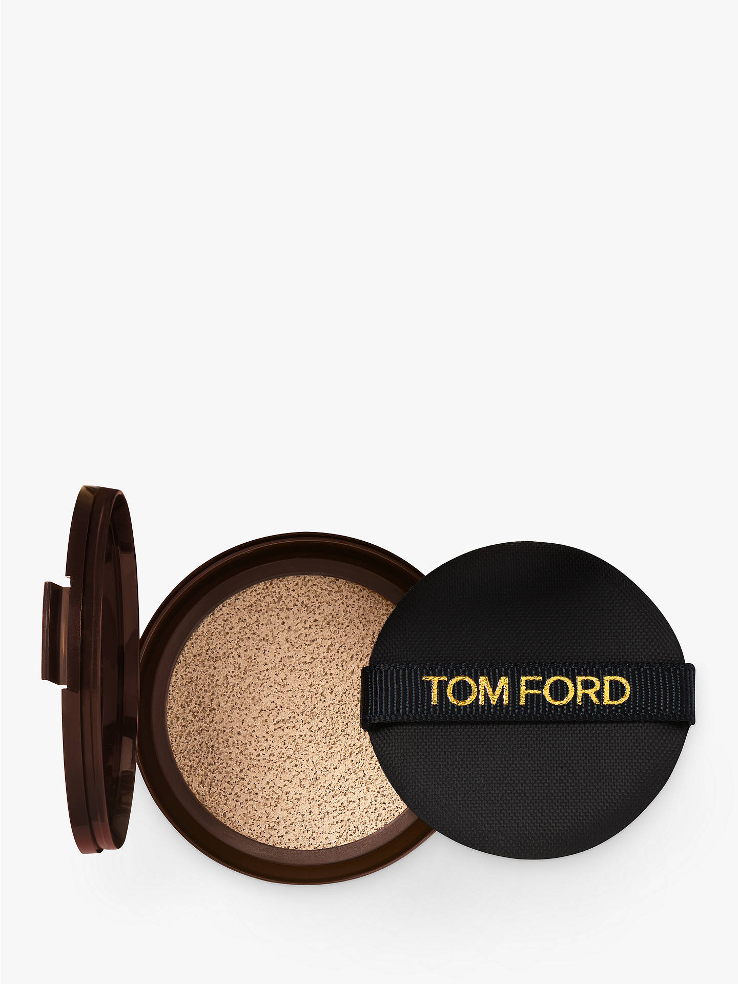 BuyTOM FORD Traceless Touch Foundation Cushion Compact Refill, Cream, 12g Online at johnlewis.