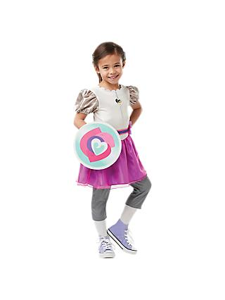 Nella The Princess Knight Children's Costume, 3-4 years