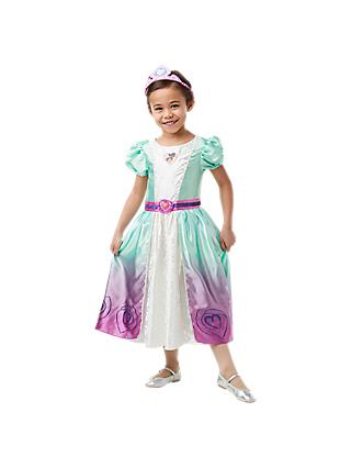 Nella The Princess Knight Dress Children's Costume, 3-4 years