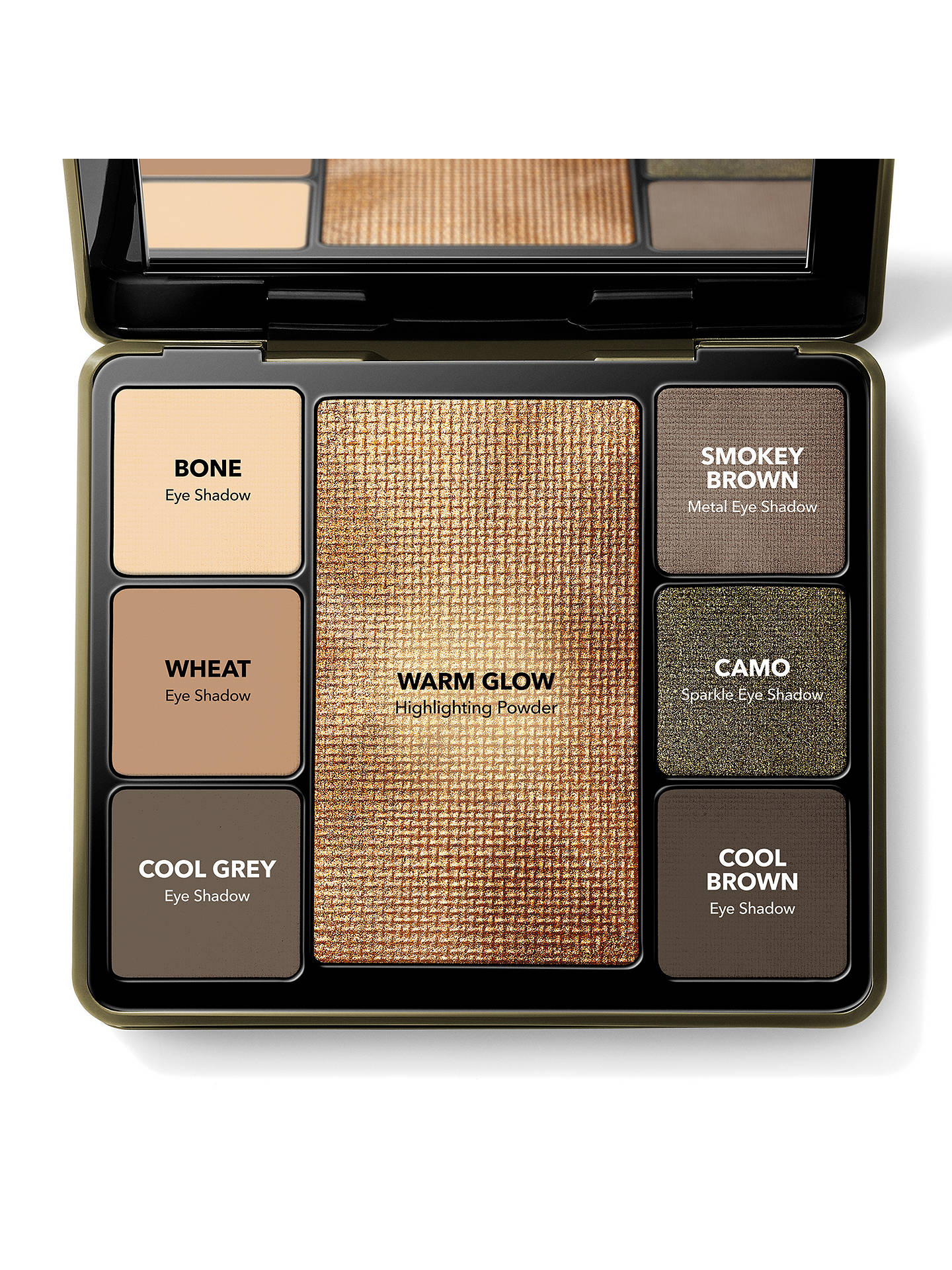BuyBobbi Brown Camo Eye & Cheek Palette, Multi Online at johnlewis.com