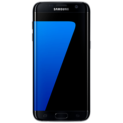 Image of Samsung Galaxy S7 Edge Premium Pre-Owned Refurbished Smartphone, Android, 5.5, 4G LTE, SIM Free, 32GB