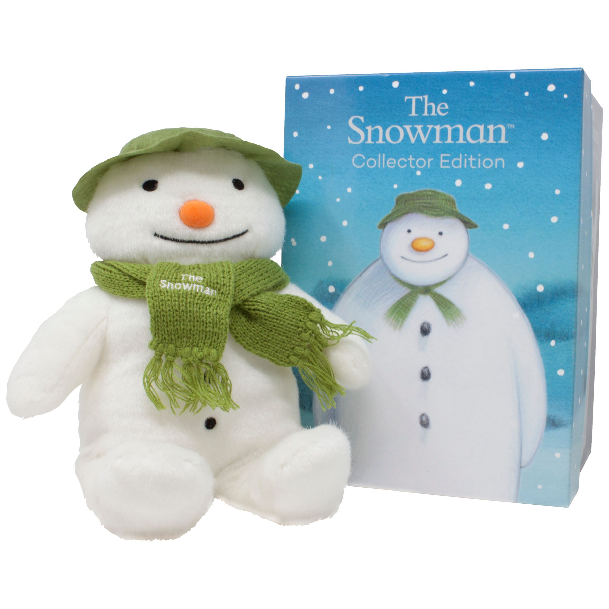 The Snowman The Snowman Collector Edition Soft Toy