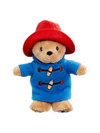 Paddington Bear Bean Soft Toy