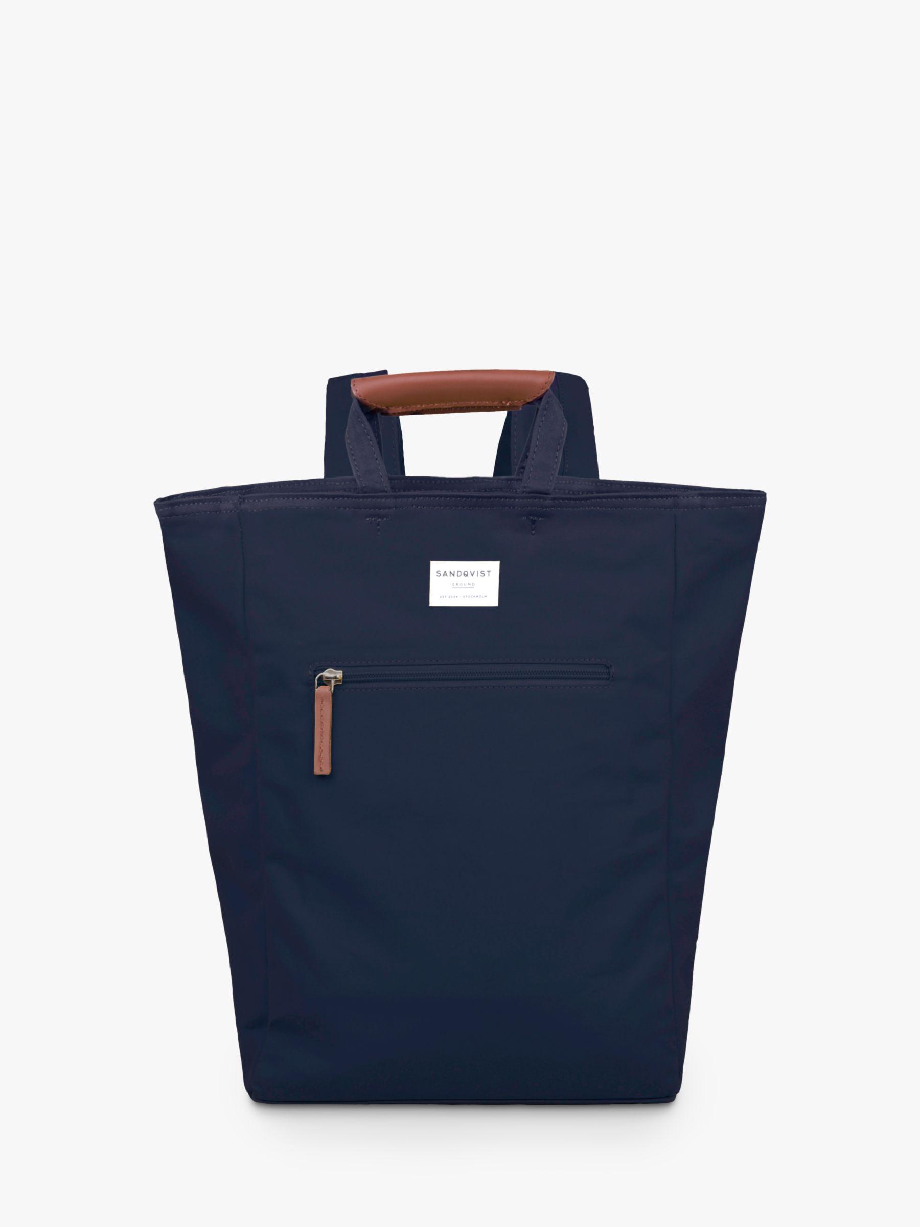Sandqvist Sandqvist Tony Ground Organic Cotton Backpack