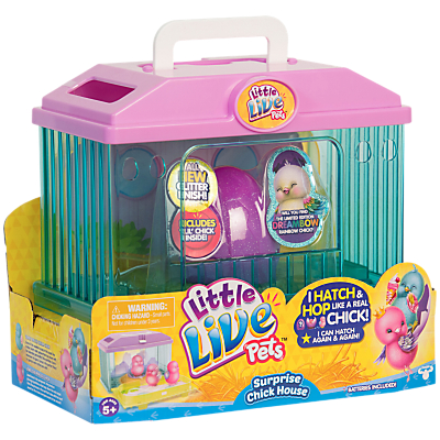Image of Little Live Pets Surprise Chick House