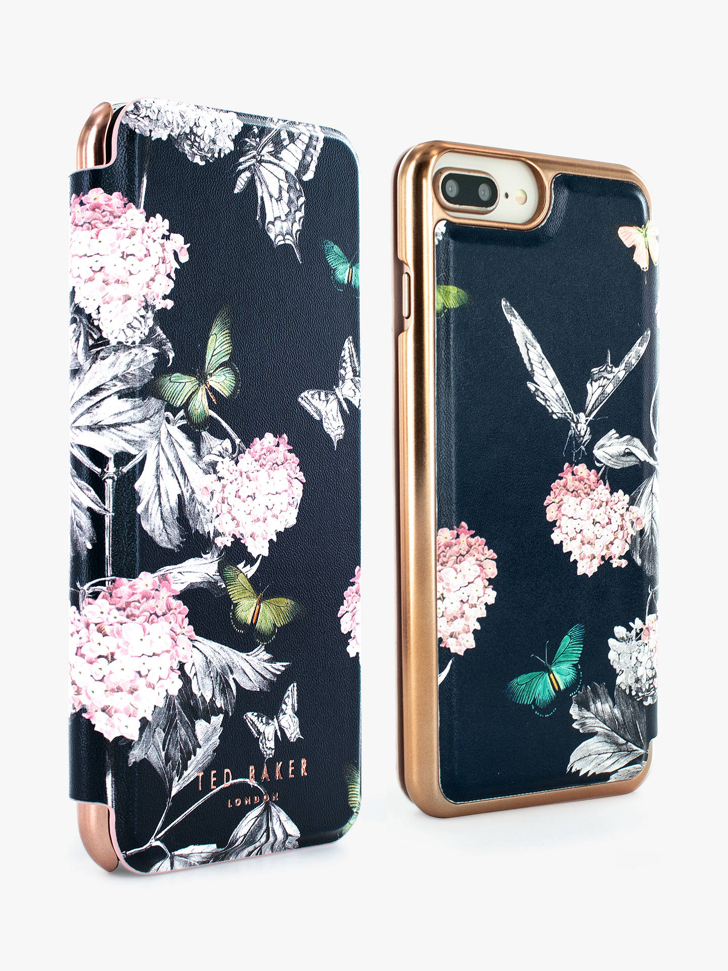 BuyTed Baker Mirror Folio Moondance Case for iPhone 7 Plus and iPhone 8 Plus Online at johnlewis.com