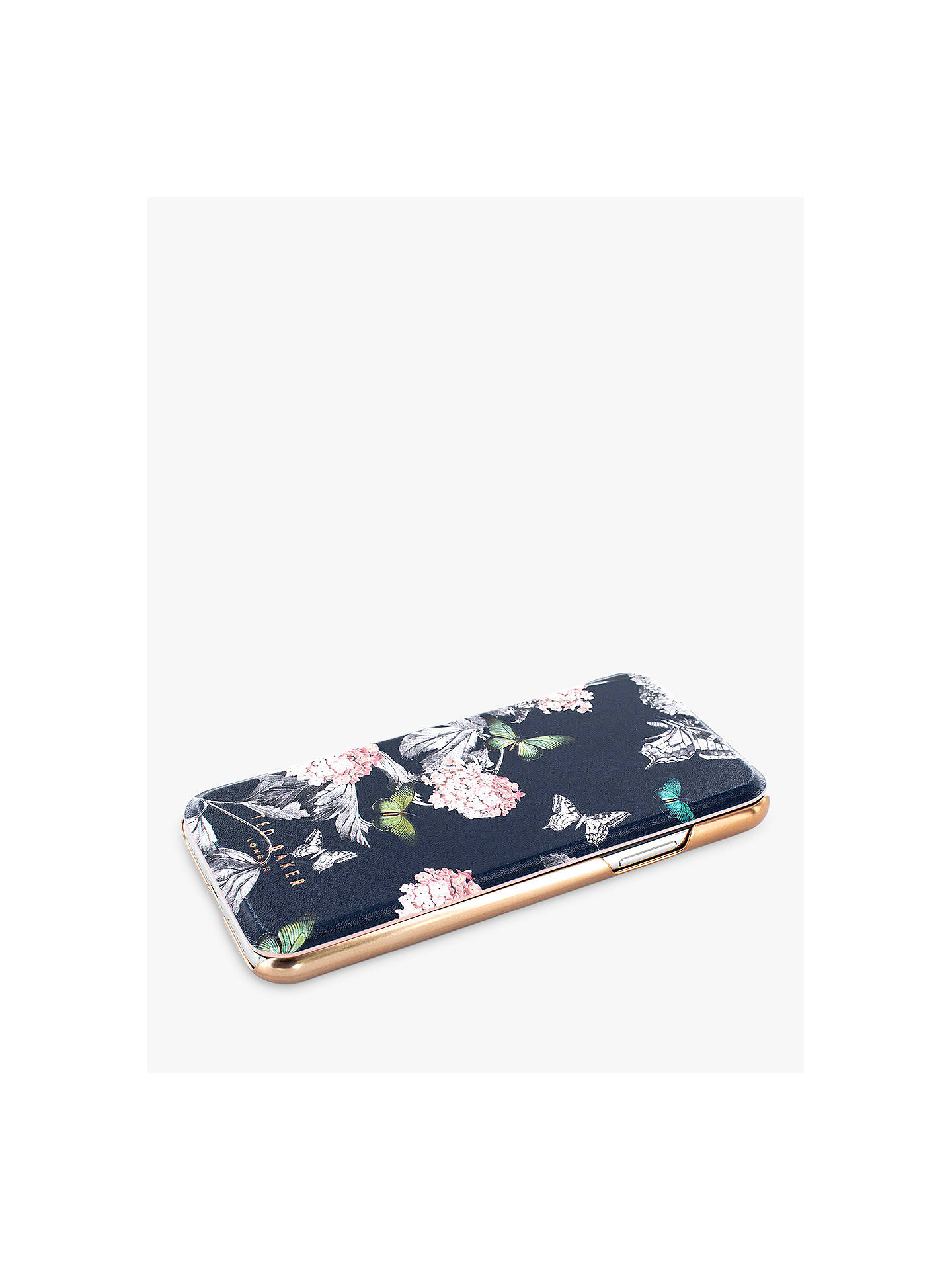 Buy Ted Baker Moondance Folio Case for iPhone X Online at johnlewis.com