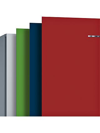 Bosch Serie 4 Vario Style Kgn36ij3ag Freestanding Fridge Freezer With Exchangeable Colour Door Front