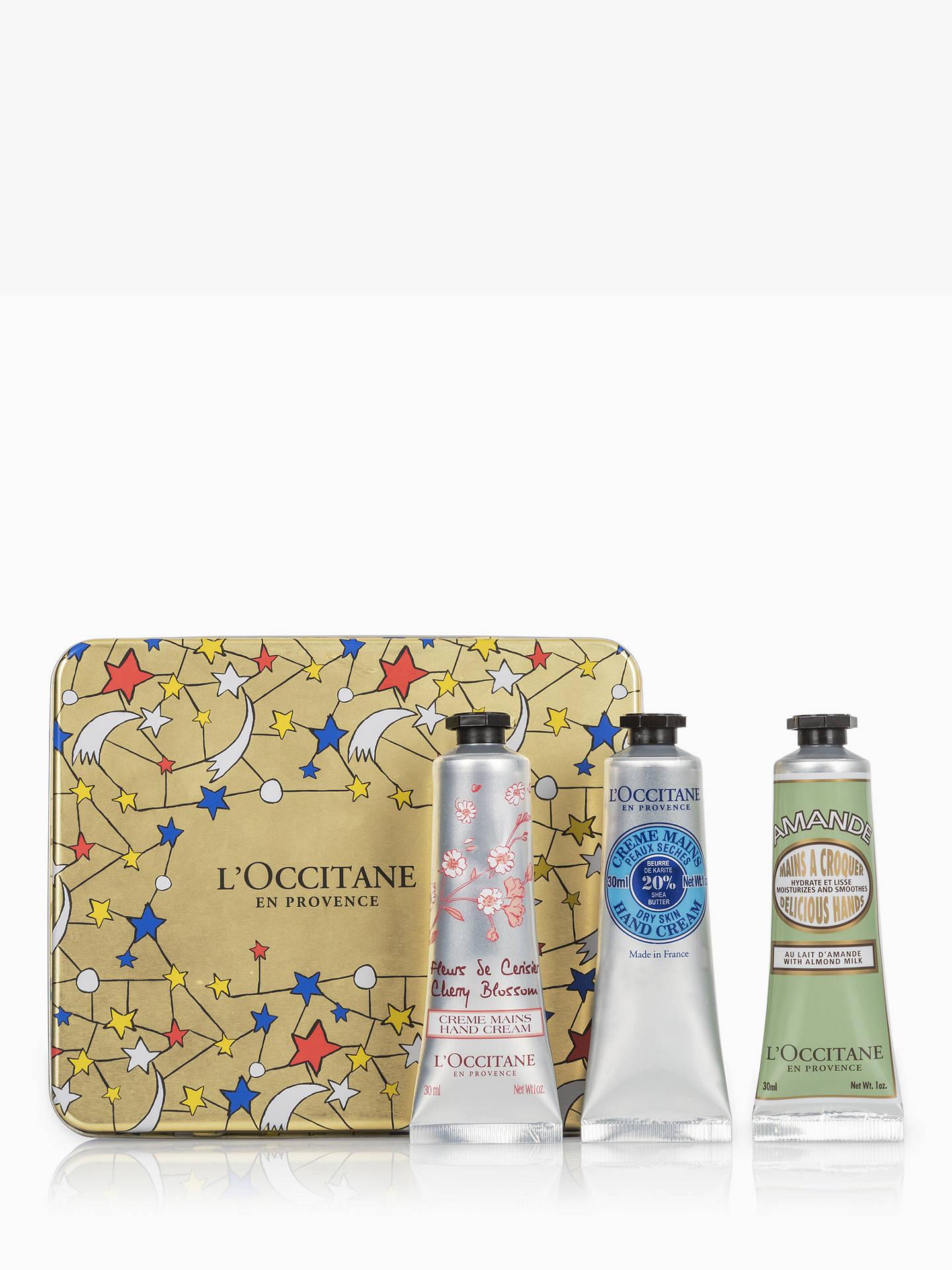 BuyLOccitane Hand Cream Trio Collection Skincare Gift Set Online At Johnlewis