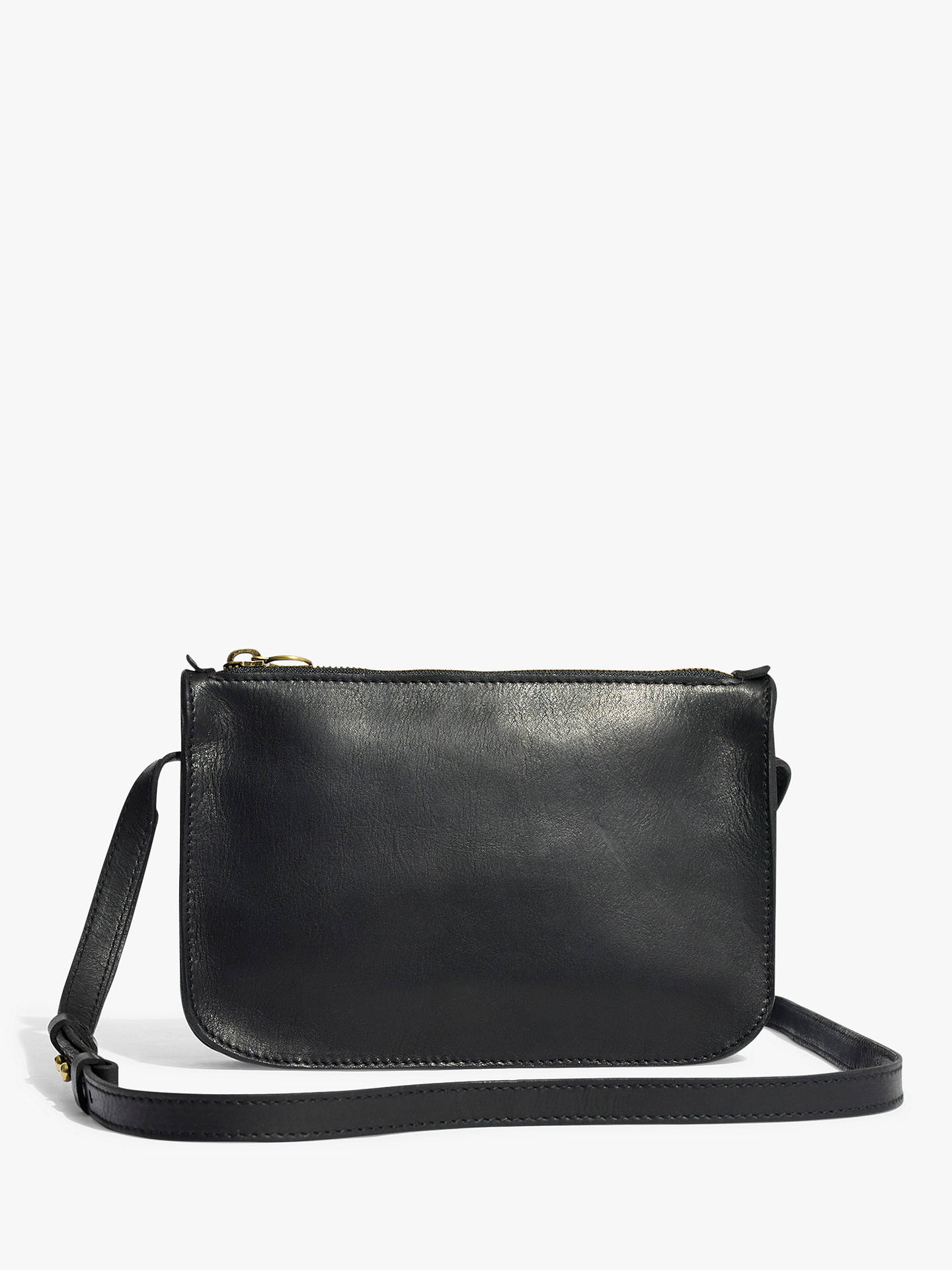 BuyMadewell Leather Simple Cross Body Bag aea220b8e64a