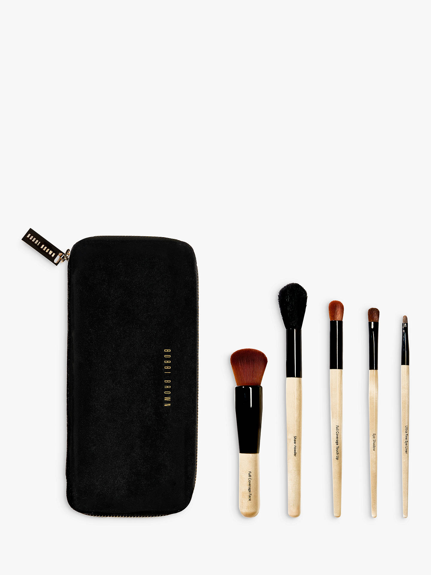 Buy Bobbi Brown Brush Set Online at johnlewis.com ...