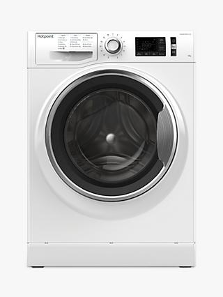 Hotpoint NM111045WCAUK Washing Machine, 10kg Load, 1400rpm, A+++ Energy, White