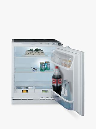 Hotpoint HLA1UK Integrated Larder Fridge, A+ Energy Rating, 60cm Wide, Natural