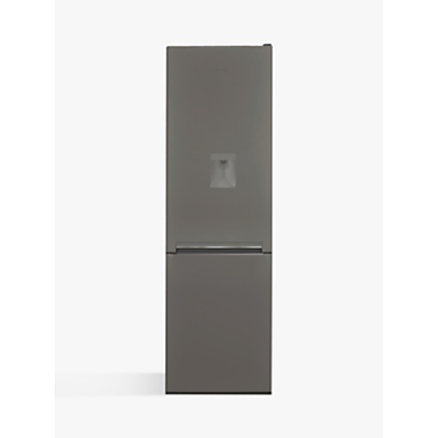 Hotpoint H8 A1E Freestanding Fridge Freezer, 59.5cm Wide, A+ Energy Rating