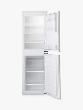 Indesit IB5050A1D.UK.1 Integrated Fridge-Freezer, A+ Energy Rating, 54cm Wide, White
