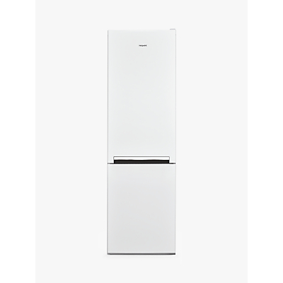Hotpoint H8A1E Freestanding Fridge Freezer, 59.5cm Wide, A+ Energy Rating