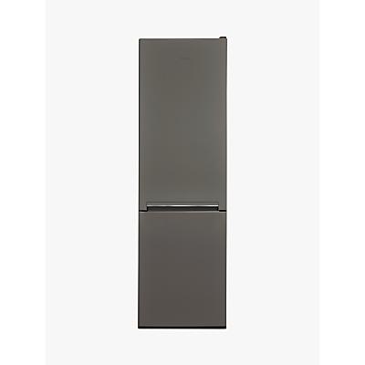 Hotpoint H8A1E Freestanding Fridge Freezer, 59.5cm Wide, A+ Energy Rating